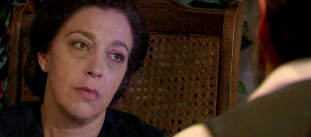 Il Segreto: Donna Francisca in manicomio
