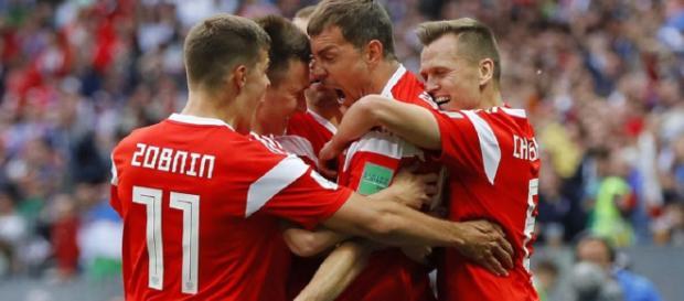 La selección rusa alcanzó los cuartos de final en el reciente mundial FIFA