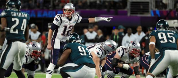 The Patriots and Eagles will meet on Thursday. [Image Source: NFL.com - YouTube]