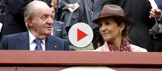 La provocación de Juan Carlos I: me encanta ir donde haya buenas corridas