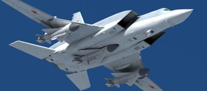 Russia rolls out latest Tu-22M3M supersonic bomber and Trump must be wary
