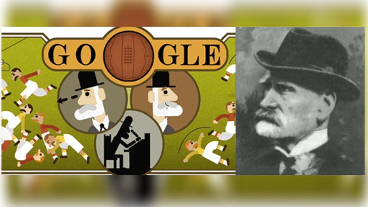 Doodle do Google presta homenagem a Ebenezer Cobb Morley 3a475eb563114
