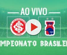 Campeonato Brasileiro: Inter x Paraná ao vivo