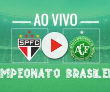 Campeonato Brasileiro: São Paulo x Chapecoense ao vivo