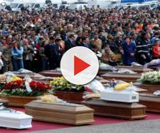Diretta funerali di Stato delle vittime di Genova su Rai Uno