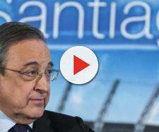 Florentino Perez - Presidente del Real Madrid