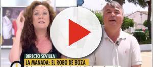 Cristina Fallarás y el abogado de 'La Manada'