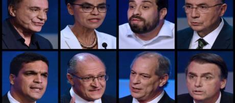 RedeTV exibe debate ao vivo para todo o Brasil