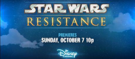 'Star Wars Resistance' drops its first trailer. - [Disney / YouTube screencap]