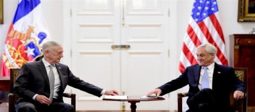 Chile y EE.UU. firman acuerdo en materia de ciberseguridad