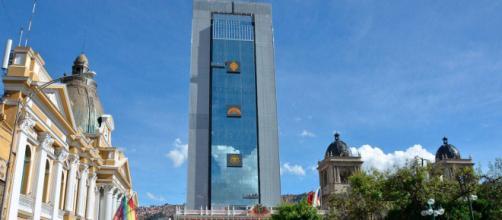 Le nouveau bâtiment présidentiel, construit à La Paz, provoque l'indignation des habitants boliviens