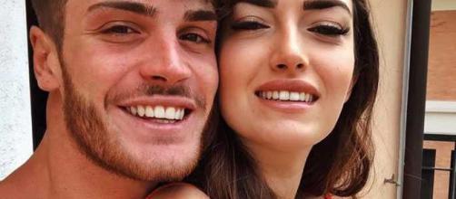 Nilufar Addati e Giordano Mazzocchi pronti per Temptation Island Vip