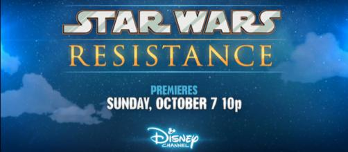 'Star Wars Resistance' drops its first trailer. - [Disney / YouTube screencap]