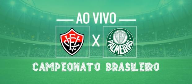 Campeonato Brasileiro: Vitória x Palmeiras