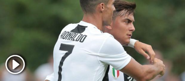 uventus/ Hora y canal que transmite debut de Cristiano Ronaldo
