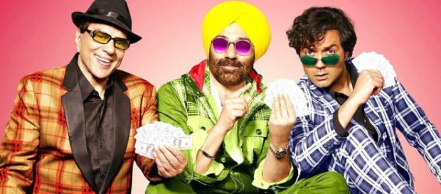 Yamla Pagla Deewana: Phir Se trailer is a laugh riot (Image via Pen India Limited/Twitter)