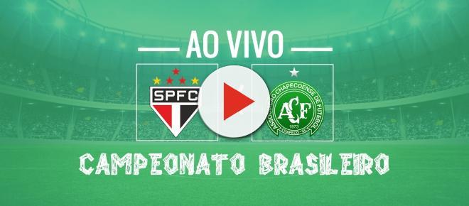 São Paulo vence Chapecoense e conquista 'título simbólico' do 1º turno do Brasileirão