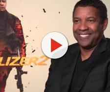 Actor Denzel Wasington discussed possibly taking a Marvel or DC role. - [JOE.ie / YouTube screencap]