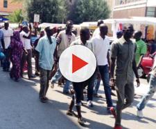 Chieti, 'Il terremoto è colpa degli spiriti: i migranti per protesta bloccano strada