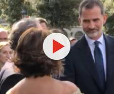 Felipe VI y Laura Masvidal en imagen