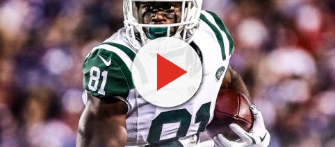 Former Nebraska football star Enunwa is attempting to recover from a thumb injury. - [NYJetsFansOnly / YouTube screencap]
