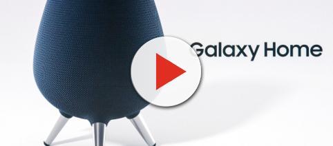Samsung saca el altavoz Galaxy Home con Bixby integrado