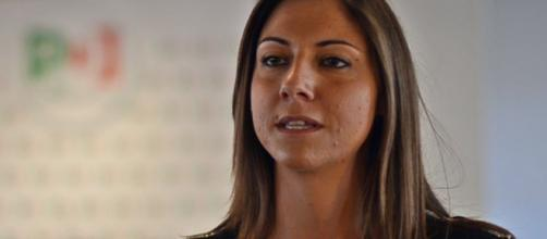 Anna Ascani, deputata del Partito Democratico.