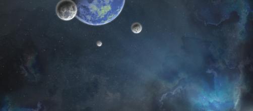 Esopianeti potrebbero contenere acqua e vita aliena.