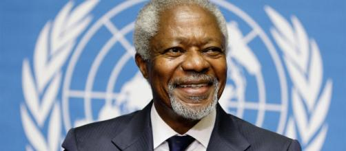 Kofi Annan muere a los 80 años en Suiza