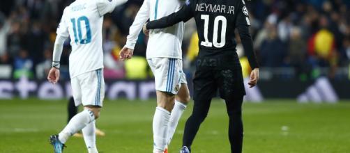Neymar na mira do Real Madrid mais uma vez