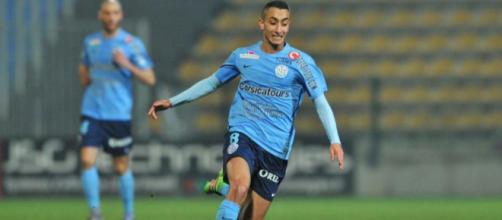Saîf-Eddine Khaoui, prêté un an à Troyes, est revenu à l'OM. Rudi Garcia a affirmé avoir confiance en lui.
