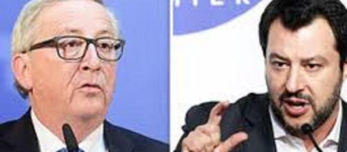 Sullo scontro Salvini- Juncker parlano i numeri