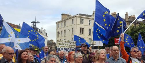 Support for second Brexit vote on rise in Scotland