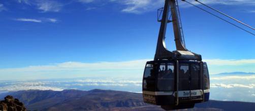 Teleférico del Teide - noeliaplaya.com