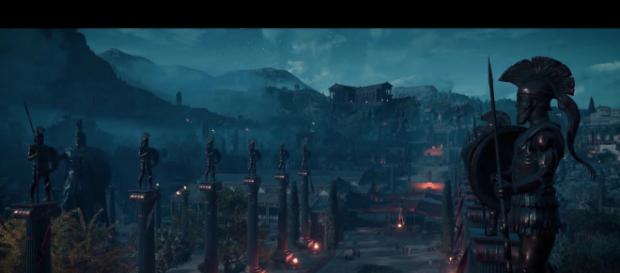 Assassin's Creed Odyssey': Ubisoft shares new gaming details of its upcoming RPGImage Source: FabienBP/Twitter