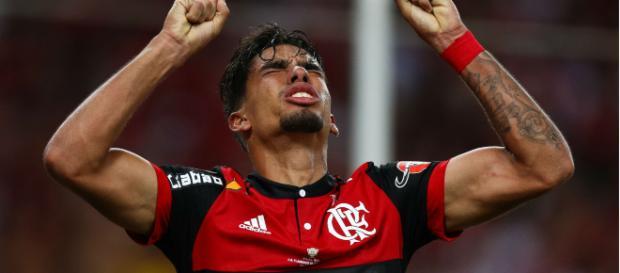 Lucas Paquetá, meia do Flamengo