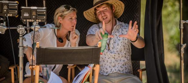 Interview with a female film director Elizabeth Blake Thomas - Photo by Jena Willard. Used by permission.