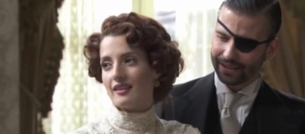 Una Vita: Celia e Felipe si sposano di nuovo