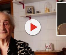 Brindisi, l'inaspettata visita dell'emiro del Qatar a nonna Teresa | corriere.it