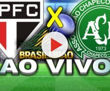 São Paulo e Chapecoense se enfrentam hoje no Morumbi