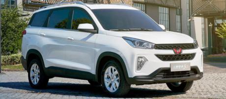 Wuling Hong Guang, el automóvil más vendido en China