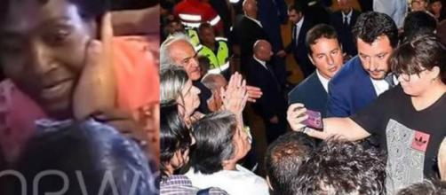 Ex-attivista del PD difende Matteo Salvini online. Blasting News