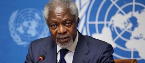 UNITA hace un reconocimiento a Kofi Annan por su papel en la paz de Angola