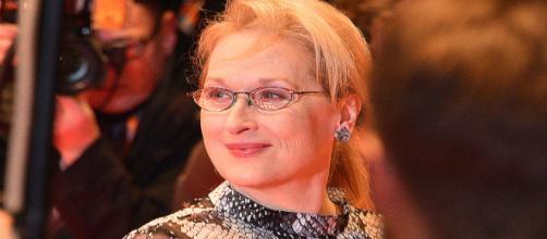Meryl Streep at the Berlin Biennial (Berlin Festival/flickr]