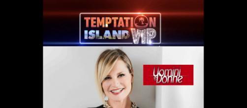Temptation Island Vip 2018: tentatori.