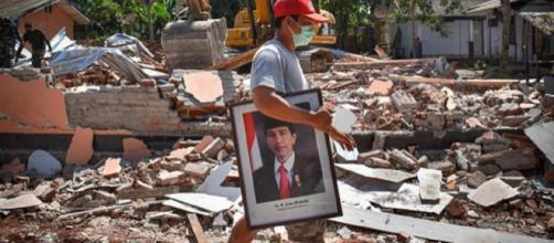 Un terremoto de magnitud 6,3 causa estragos en la isla indonesia de Lombok