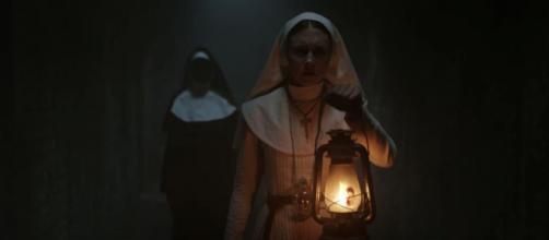 Valak e sorella Irene, protagonisti di The Nun