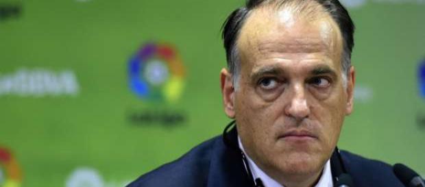 El Inter y la Serie A se pronuncian ante las declaraciones del presidente de La Liga