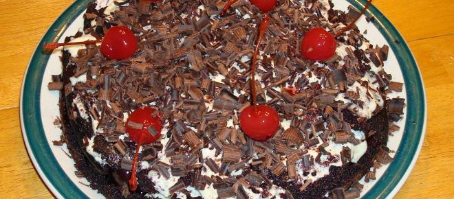 Delicious black forest cake recipe