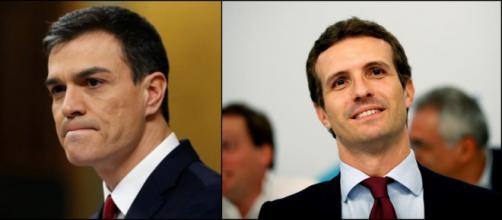 Ambos líderes abordan los principales asuntos políticos que afectan al país.